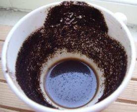 Гадать на кофейной гуще