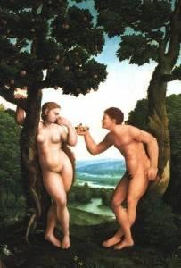 С Адама и Евы